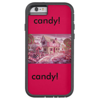 キャンデー! TOUGH XTREME iPhone 6 ケース