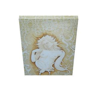 キャンバスのまわりのファンタジーのアートワークの覆い キャンバスプリント