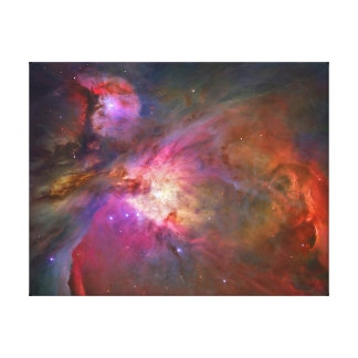 """キャンバスのギフトのハッブルの望遠鏡""""オリオン星雲""""の キャンバスプリント"""