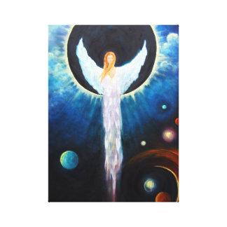 キャンバスの食の芸術のプリントの天使 キャンバスプリント