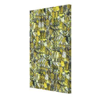 キャンバスプリントの抽象的な石造りのデザイン キャンバスプリント