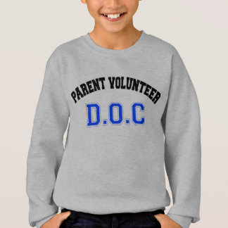 キャンパスのスエットシャツのパパ スウェットシャツ