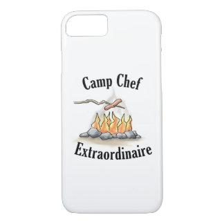 キャンプのシェフの非凡なSmartphoneの場合 iPhone 8/7ケース