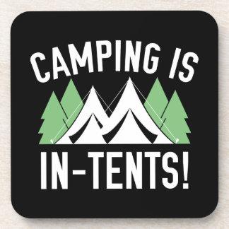 キャンプは意思です! コースター