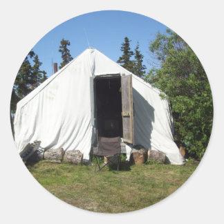キャンプアラスカ2010年 ラウンドシール