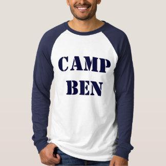 キャンプベン Tシャツ