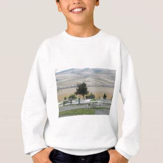 キャンプ場からのペンドルトンのその丘 スウェットシャツ