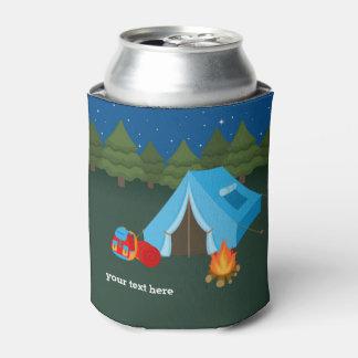 キャンプ 缶クーラー