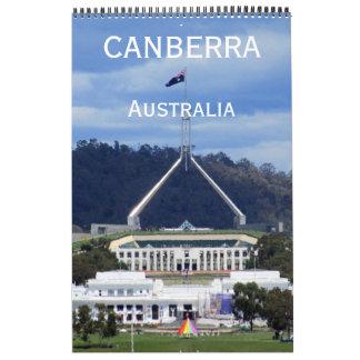 キャンベラオーストラリア カレンダー