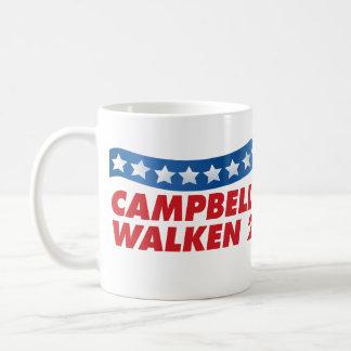 キャンベルかWalken 2012年 コーヒーマグカップ