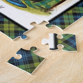 キャンベルスコットランドの高地の夢 ジグソーパズル