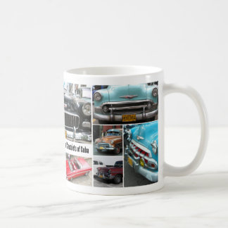 キューバのシボレー コーヒーマグカップ