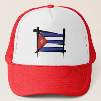 キューバのブラシの旗 キャップ