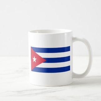 キューバのプライド! コーヒーマグカップ