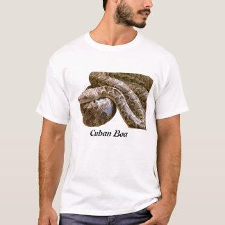 キューバのボアの基本的なTシャツ Tシャツ