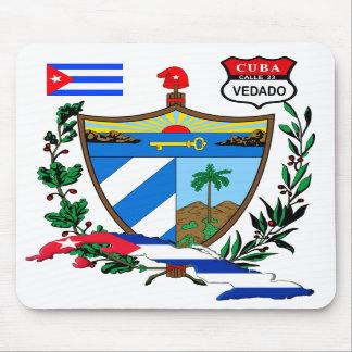 キューバのマウスパッド マウスパッド