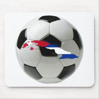 キューバの全国代表チーム マウスパッド
