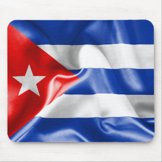 キューバの旗のマウスパッド マウスパッド