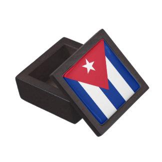 キューバの旗の優れたギフト用の箱 ギフトボックス