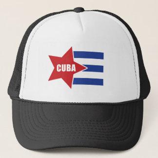 キューバの旗の帽子 キャップ