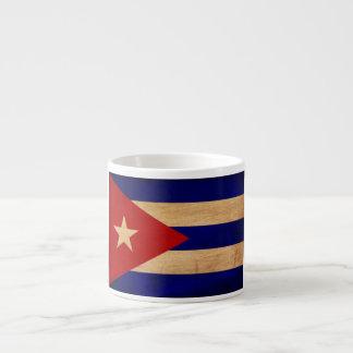 キューバの旗 エスプレッソカップ