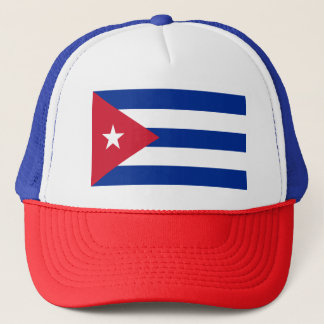 キューバの旗 キャップ