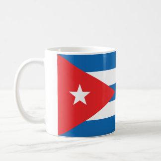 キューバの旗 コーヒーマグカップ