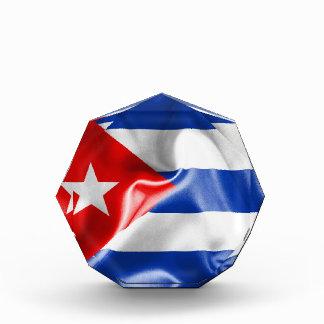 キューバの旗 表彰盾