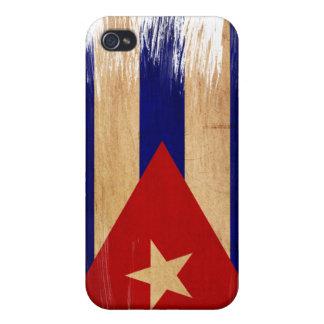 キューバの旗 iPhone 4/4S COVER