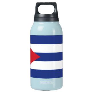 キューバの明白な旗 断熱ウォーターボトル