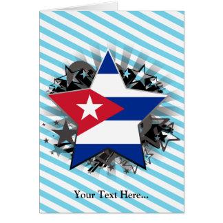 キューバの星 カード
