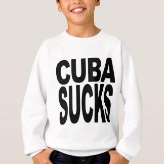 キューバの最低 スウェットシャツ