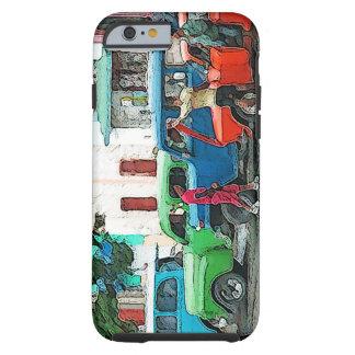 キューバの生命スージー2.0著景色の電話箱 ケース