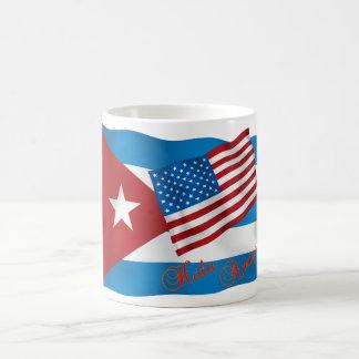 キューバのHolaの友達 コーヒーマグカップ