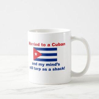 キューバ人に結婚した コーヒーマグカップ