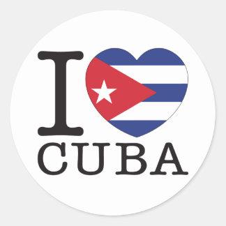 キューバ愛v2 ラウンドシール