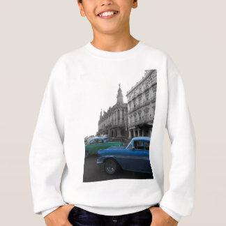 キューバ車1 スウェットシャツ