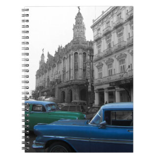 キューバ車1 ノートブック