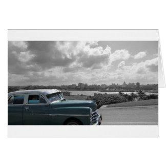 キューバ車2 カード
