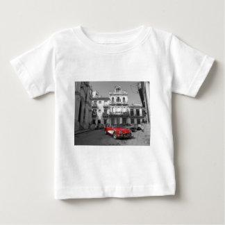 キューバ車3 ベビーTシャツ