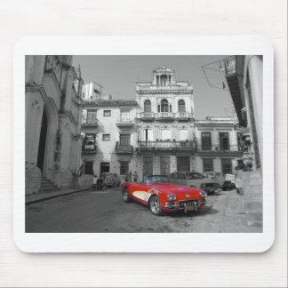 キューバ車3 マウスパッド