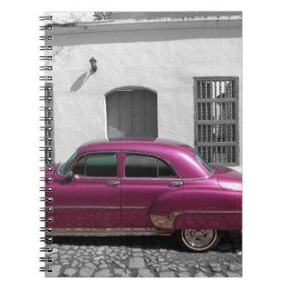 キューバ車4 ノートブック