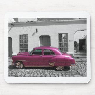 キューバ車4 マウスパッド