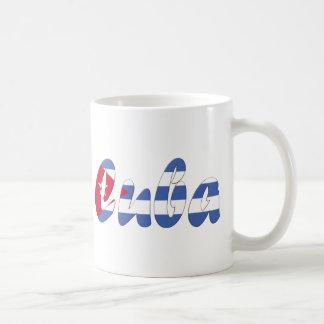 キューバ コーヒーマグカップ