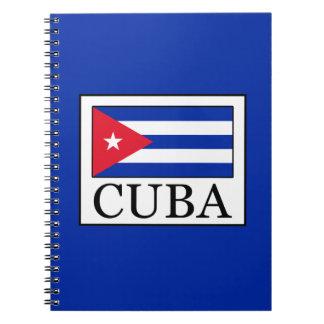 キューバ ノートブック