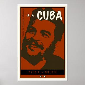 キューバ ポスター