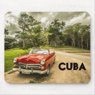 キューバ マウスパッド