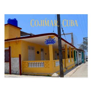 キューバ: Cojímar Restaurant Bodega de las Brisas ポストカード