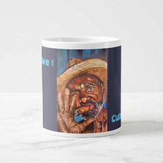 キューバLibre! ジャンボコーヒーマグカップ