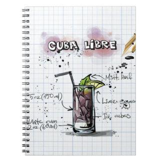 キューバLibre ノートブック